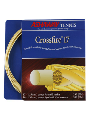 Ashaway Crossfire 17 Kevlar String