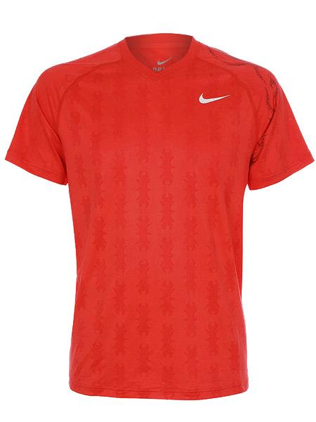 Áo tennis Nike Spring Rafa Fuego Crew