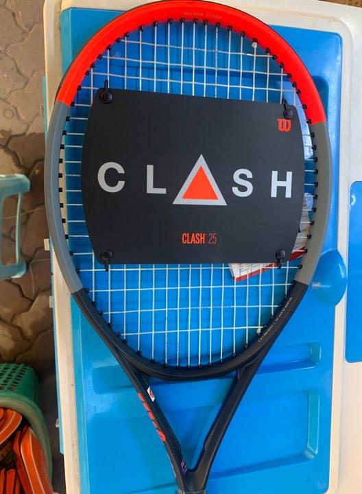 Vợt tennis CLASH 25 RKT 25 WR016210U