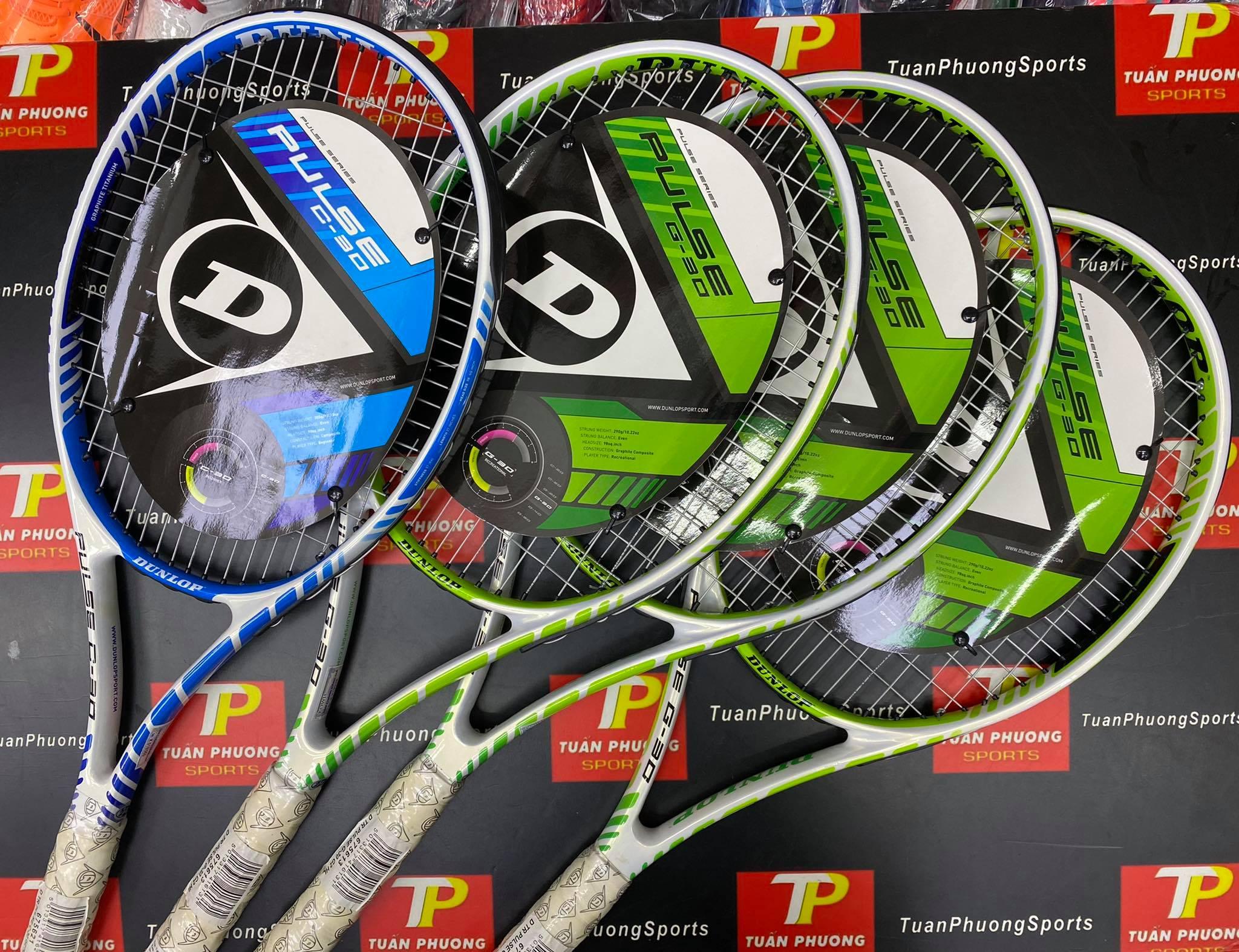 Vợt tennis chính hãng giá rẻ