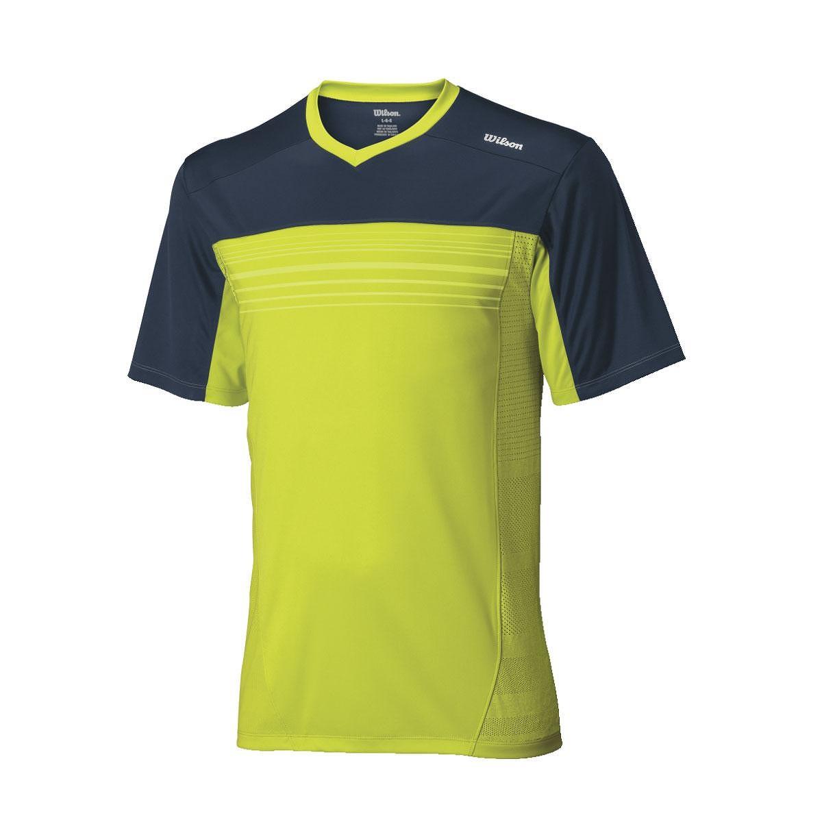 Áo Tennis Wilson MEN'S EXPLOSIVE CREW - WRA 141606