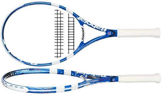 Vợt Tennis Babolat P.Drive Lite GT