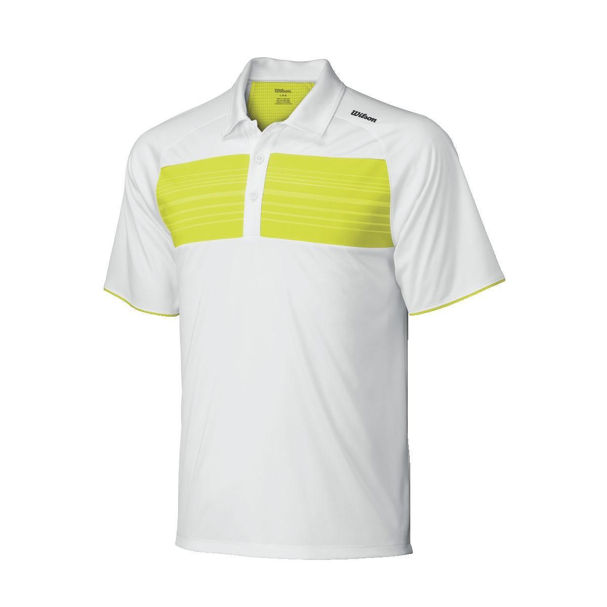 Áo Tennis Wilson MEN'S EXPLOSIVE POLO - WRA 141201