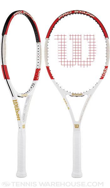 Vợt Tennis Wilson(2014) Prostaff 100L(KHUYẾN MẠI 20%)