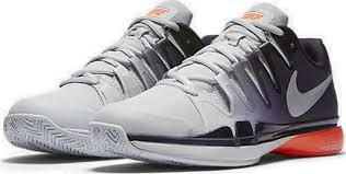Giầy Tennis Nike Zoom Vapor 9.5 Tour 631458-005 Purple/Crimson