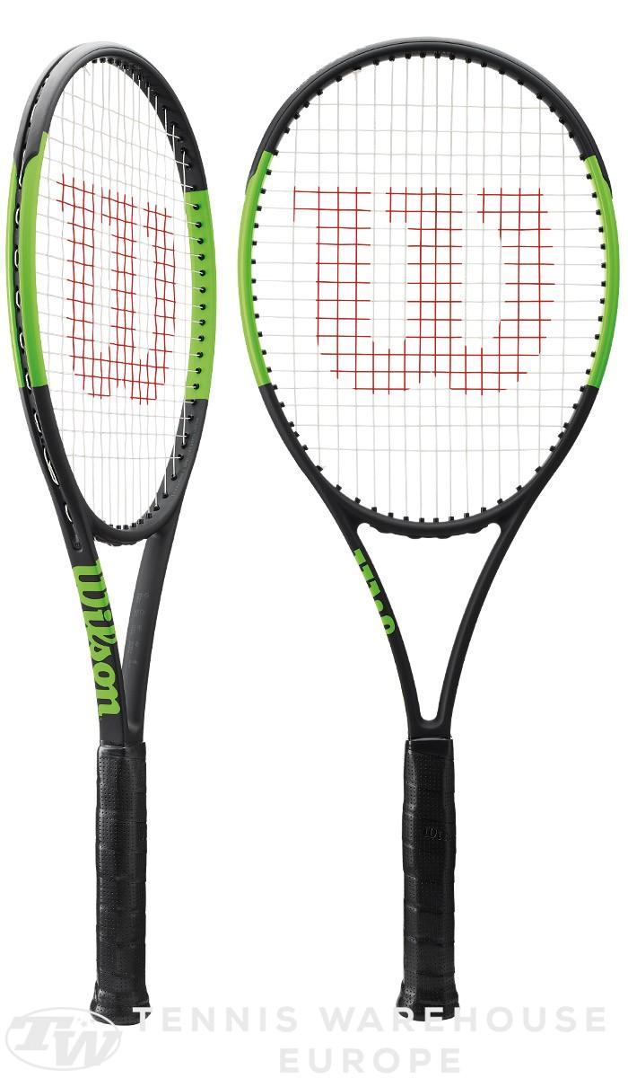 Vợt Tennis Wilson Blade 98L 16x19 2017 (285gr)