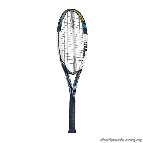 Vợt Tennis Wilson Juice 26 Junior WRT532400 là mẫu mới 2014 dành cho trẻ em.