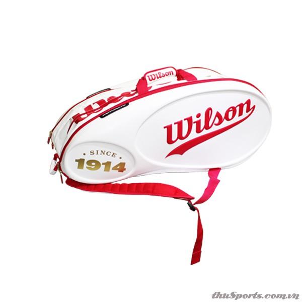 Túi Tennis Wilson 100 Year 15 Cây WRZ842415