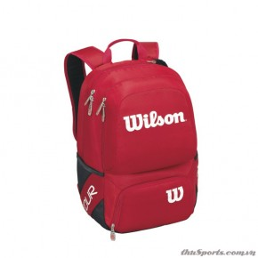 BALO TENNIS WILSON TOUR V BACKPACK MEDIUM RD WRZ843695