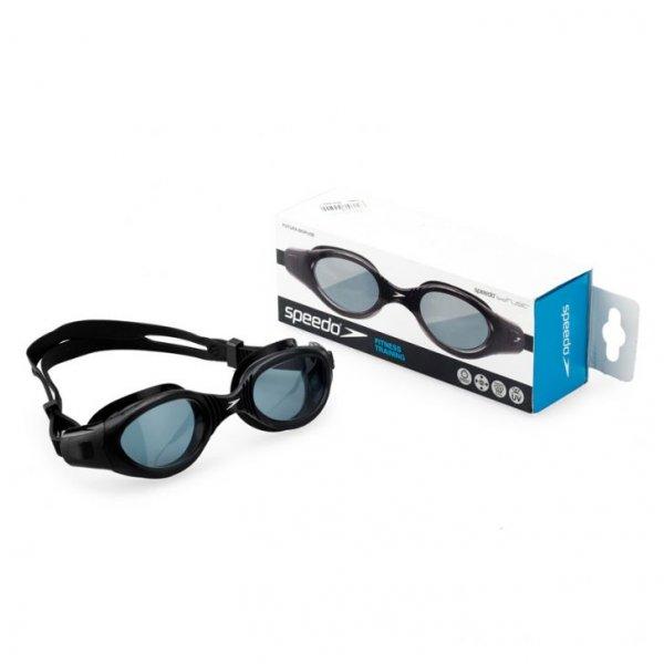 Speedo 069310001 - Kính bơi Futura Biofuse / Đen