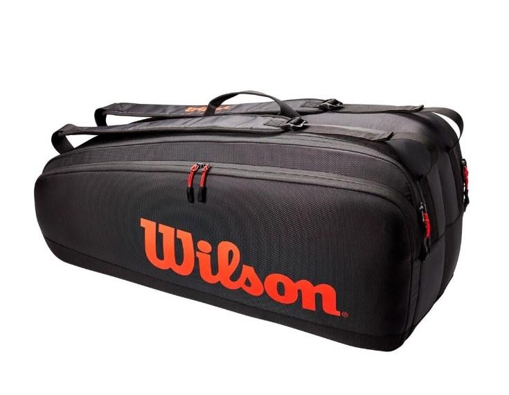 Túi vợt Wilson TOUR 12 Pack