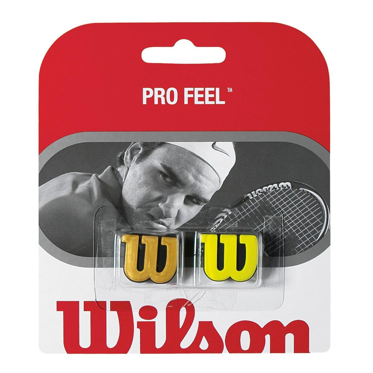 Wilson Pro Feel-Gold/Yellow