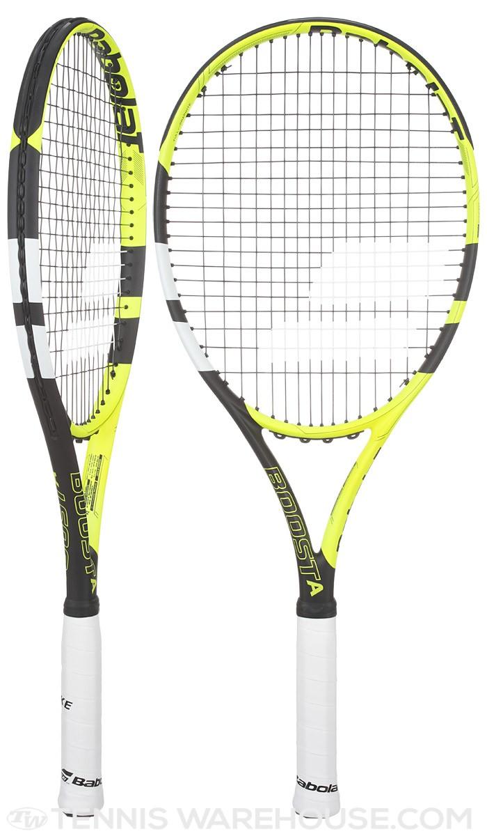 Vợt tennis Babolat Boost Aero Strung 121182-271 (260g)