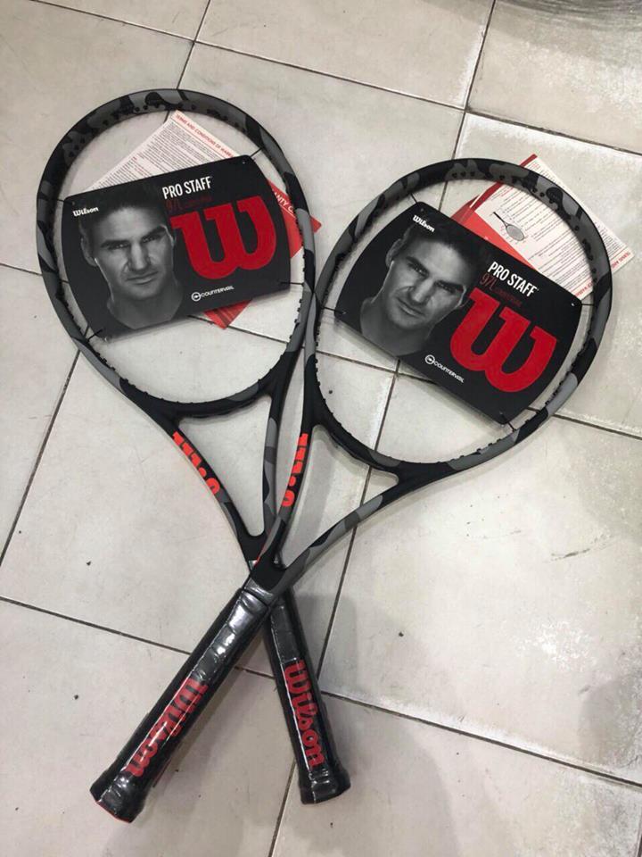 Vợt Tennis Wilson Pro Staff 97L CV Camo 2019 WRT74101U2