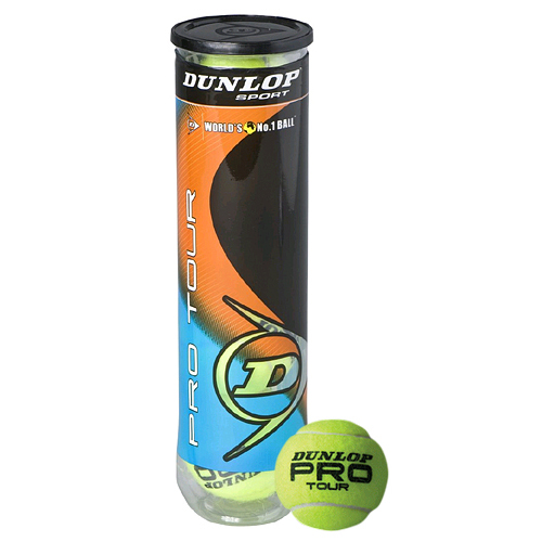 Bóng Dunlop Protour hộp 4 quả