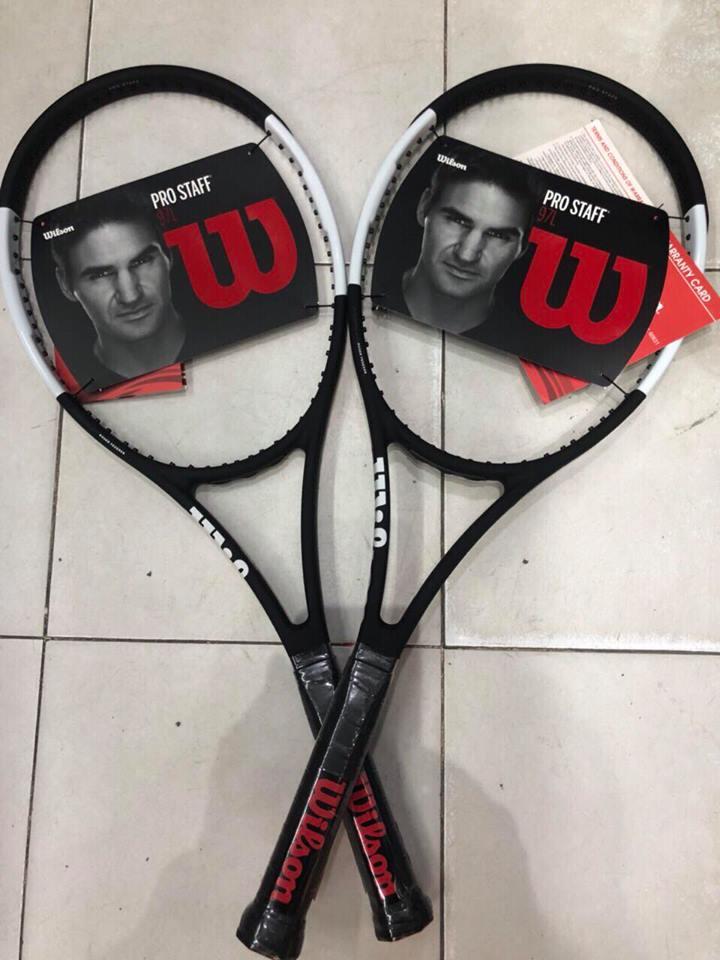 Tennis Wilson Pro Staff 97L 2019 WRT74191U2(290gram)